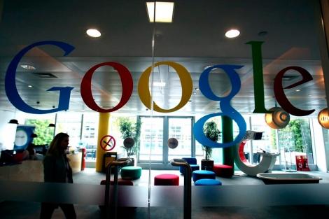 Oficinas de Google. | Bloomberg