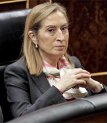 Ana Pastor, ministra de Fomento.   Efe