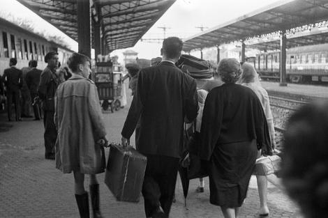 Foto: ICAS-SAHP, Fototeca Municipal de Sevilla. Archivo Serrano, 1961.