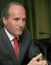 Julián Núñez. | Bernabé Cordón