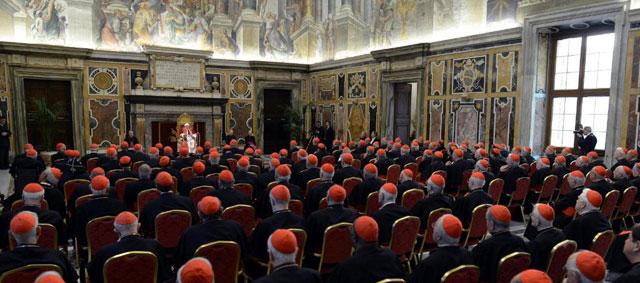 Benedicto XVI promete 'respeto incondicional al nuevo Papa' el día de su retirada.   Efe