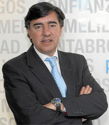 José A. Bermúdez de Castro (PP). | EM