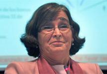 B. Romana, presidenta de la Sareb. | J. Barbancho