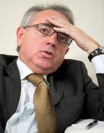 Miguel Sanz.   Efe