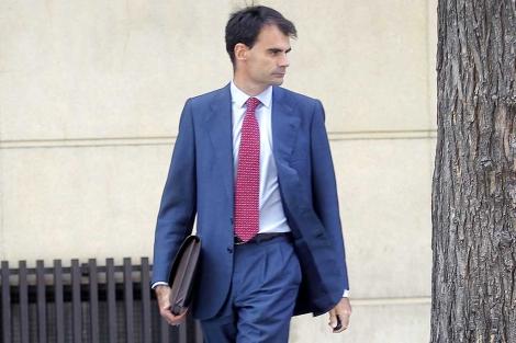 El juez de la Audiencia Nacional Pablo Ruz. | Foto: Antonio Heredia
