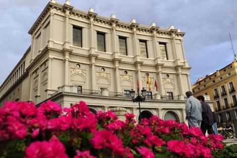Una imagen del teatro madrileño perteneciente al 2010. | Bernardo Díaz
