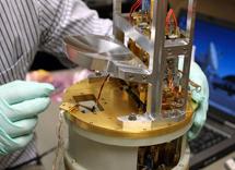 Receptor de ALMA.   ESO