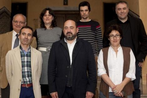 Los miembros del jurado de esta edición. | Madero Cubero