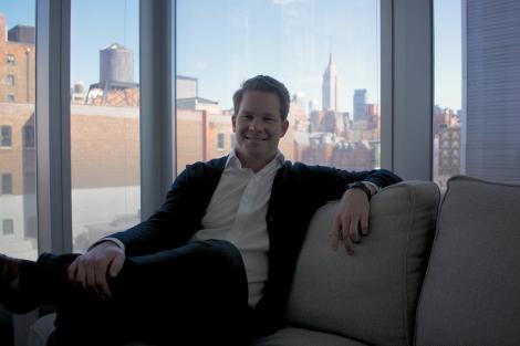 Kerry Trainor, consejero delegado de Vimeo.