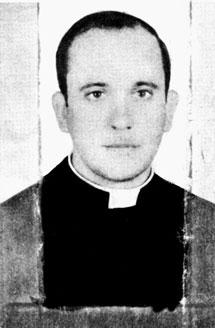 Jorge Mario Bergoglio en 1973.   Efe