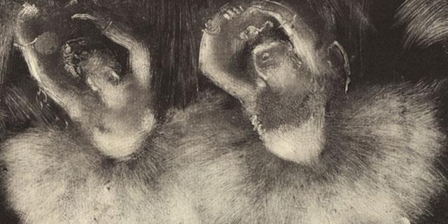 'Tres bailarinas de ballet', de Edgar Degas, una de las piezas exhibidas en la Frick Collection. VEA MÁS IMÁGENES