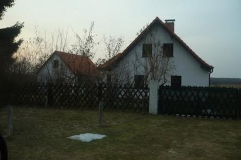 La casa de Merkel en Brandemburg. | ELMUNDO