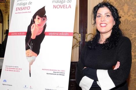 La periodista y escritora Eva Díaz Pérez. | N. Alcalá