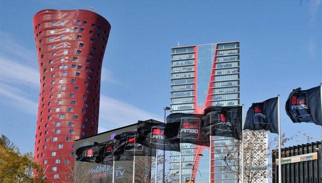 Hotel Porta Fira de Barcelona. | Efe VEA MÁS IMÁGENES