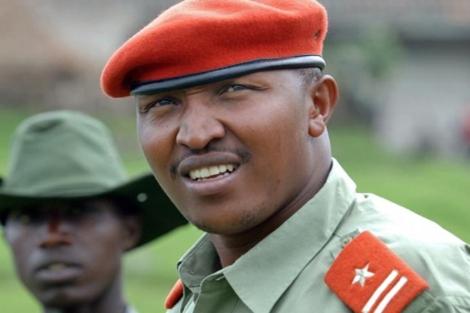 El general rebelde Bosco Ntaganda. | Afp