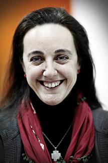La hermana Marisa Cotolí. | J. M.