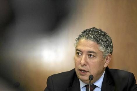 El secretario de Estado de la Seguridad Social, Tomás Burgos. | Efe
