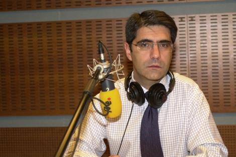 Manuel Ventero, director de RNE.