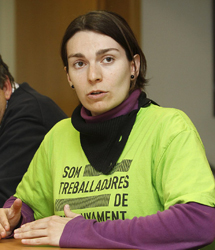 Pilar Blázquez. | R.P.