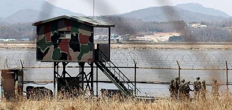 Zona Desmilitarizada entre las dos Coreas. | Efe