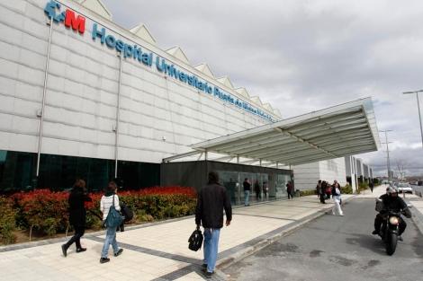 El Hospital Puerta de Hierro. | Sergio González