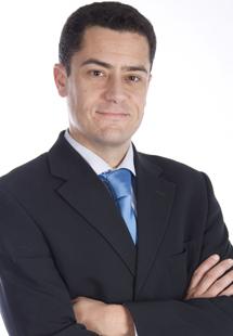 Miguel Pinto, director de la Fundación Vía Célere. | ELMUNDO.es