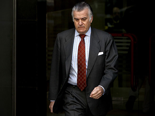 Luis Bárcenas, en una imagen reciente.   Alberto Di Lolli