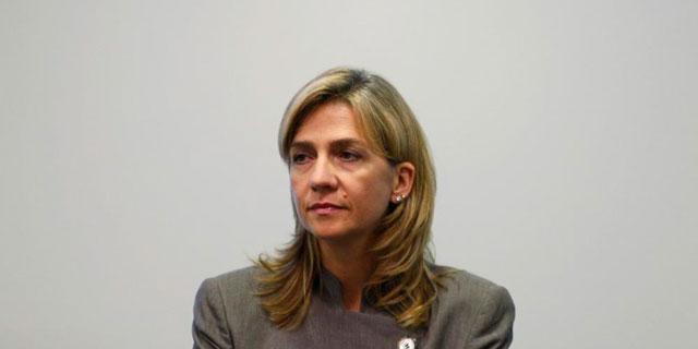 La infanta Cristina, durante una conferencia en Ciudad de México en 2009. | Reuters