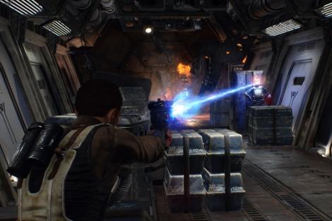 El videojuego 'Star Wars 1313' no verá la luz.| LucasArts