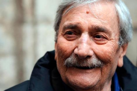 El historietista galo, en la edición de 2012 del Festival de Angouleme. | Afp