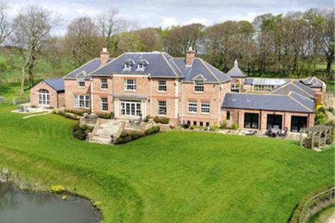 Casa de lujo en la campiña inglesa. | Luxury Portfolio