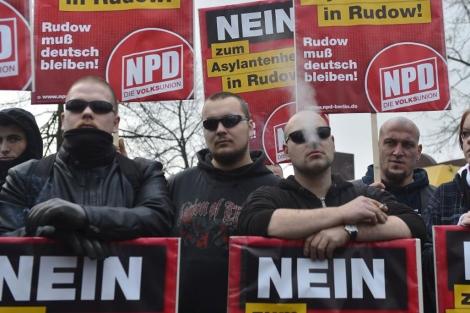 Miembros de la NPD