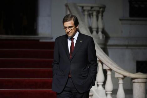 El primer ministro portugués, Passos Coelho.| Reuters