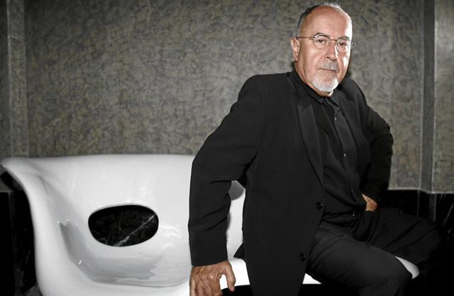 El cineasta Bigas Luna, en una retrato de 2007. | Begoña Rivas