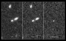 Localización de la Supernova Wilson | NASA/ESA