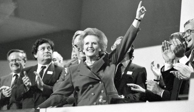 Margaret Thatcher: Margaret Thatcher, de hija de tendero a dama de hierro | elmundo.es