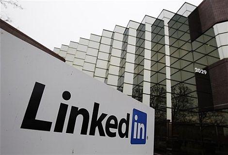 Imagen de la sede de LinkedIn en Mountain View, California. | AP