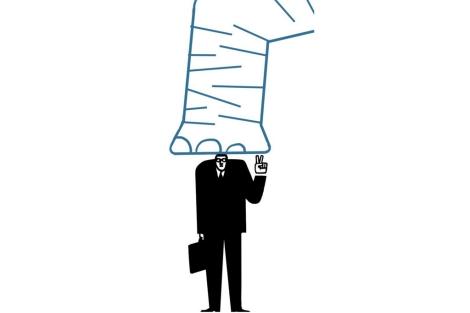 El ciudadano común y la desprotección frente al sistema. | Arnal Ballester