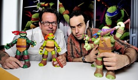 Las Tortugas Ninja Adolescentes De 30 Años Televisión Elmundoes