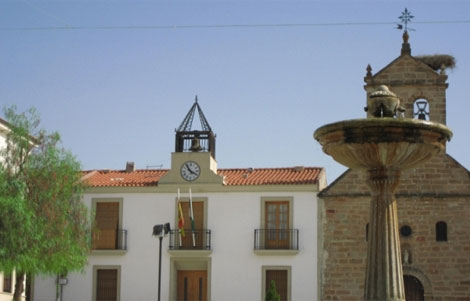 Ayuntamiento de Guarromán. | Guarroman.net