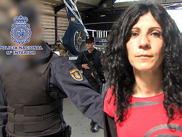 La etarra Leire López Zurutuza está acusada de pertenencia a banda armada. | Ministerio del Interior