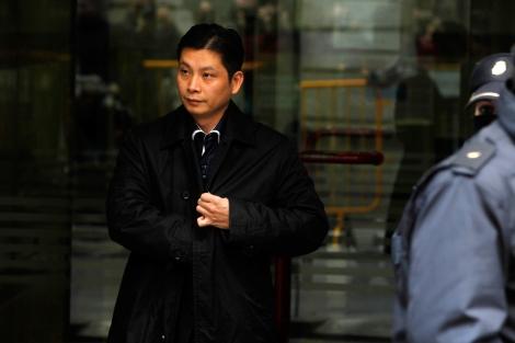 Gao Ping, el pasado mes de marzo, acude a la Audiencia Nacional. | José Aymá