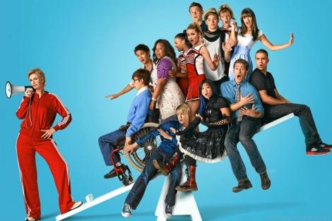 Polémico tiroteo en el instituto de \'Glee\'\' | Televisión ...