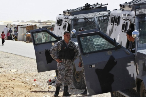 Soldados de Jordania