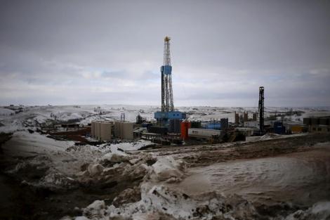 Explotación de gas mediante fracking en Dakota del Norte (EEUU). | Reuters