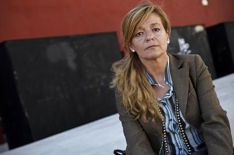 Ana Garrido, empleada del Ayto. de Boadilla, realizó un dosier sobre Gürtel clave en la investigación.   Di Lolli