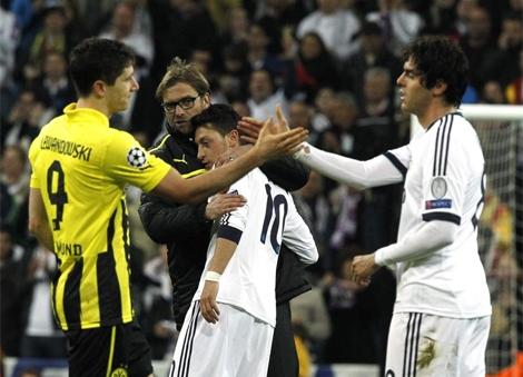 Real Madrid-Borussia Dortmund, la emisión más vista del mes de abril. | Foto: Efe