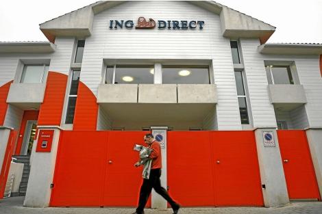 Oficina de la entidad ING Direct en Costa Rica | Alberto Di Lolli