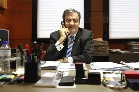 Álvarez-Cascos, en una imagen de archivo.   Efe