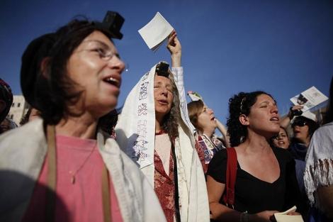 Altercados entre ultraortodoxos y mujeres judías en el Muro de las Lamentaciones | Mundo | elmundo.es